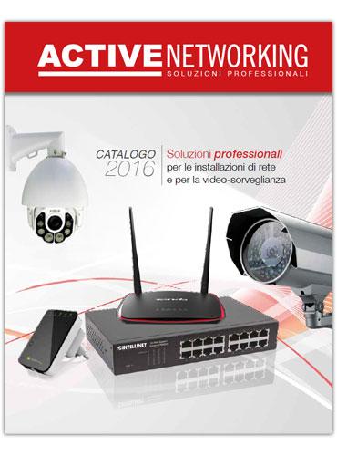 Scopri il Nuovo CATALOGO NETWOKING ATTIVO